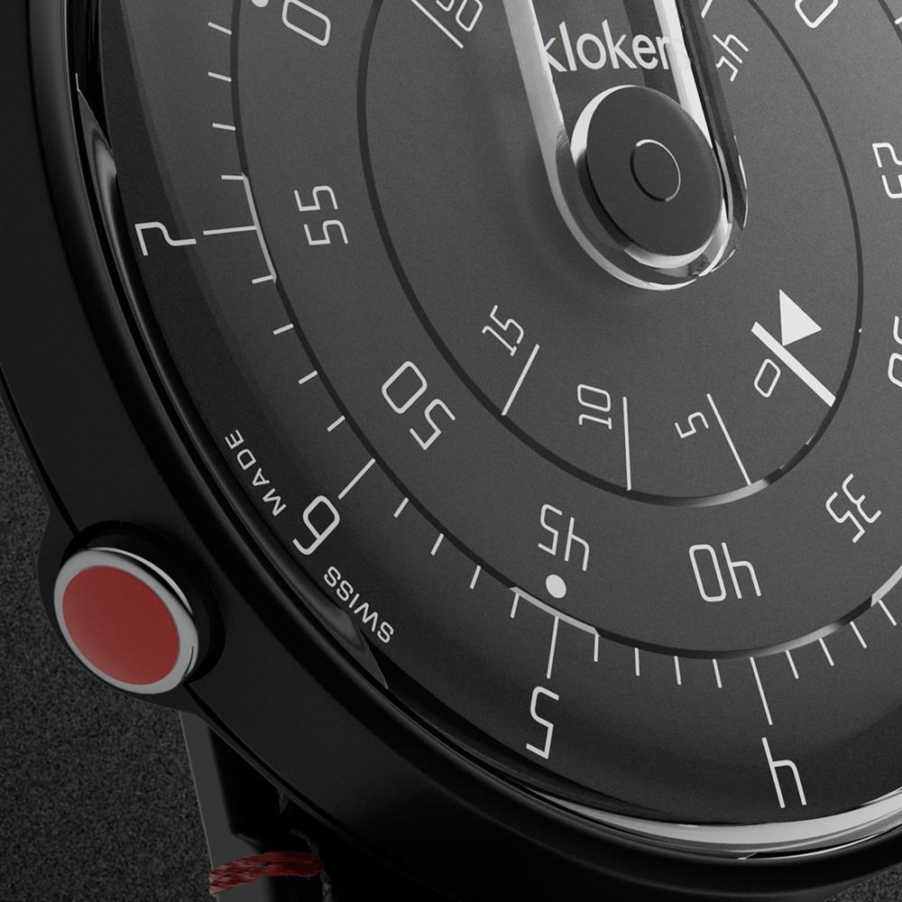KLOK-01<br/>BLACK REFLEX